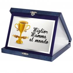 Targhetta Premiazioni personalizzata per la mamma