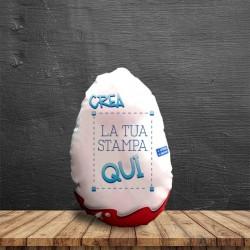 Cuscino ad uovo da Personalizzare 45cm x 60cm