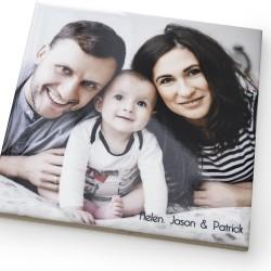 Mattonella in ceramica 10cm x 10cm Personalizzata con foto