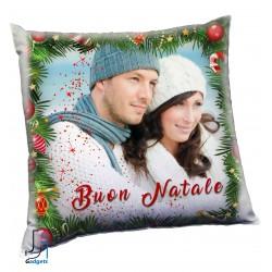 foto cuscino natalizio