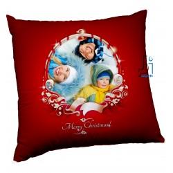 Cuscino Natale con foto