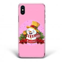 Cover smartphone pupazzo...