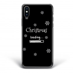 Cover smartphone Christmas Loading