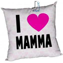 Cuscino I Love Mamma