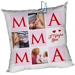 Cuscino Personalizzato con Foto collage