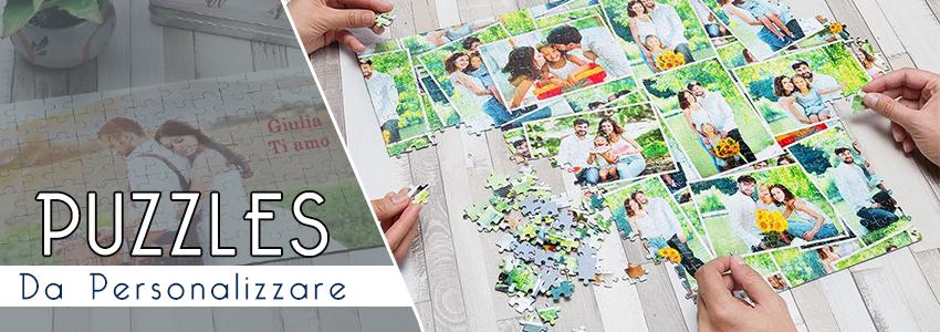 Foto Puzzles personalizzati